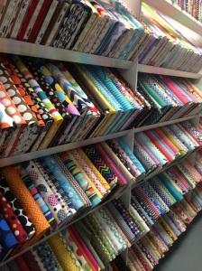 Burkholders Fabric Shop